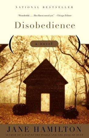 Disobedience _ JANE HAMILTON