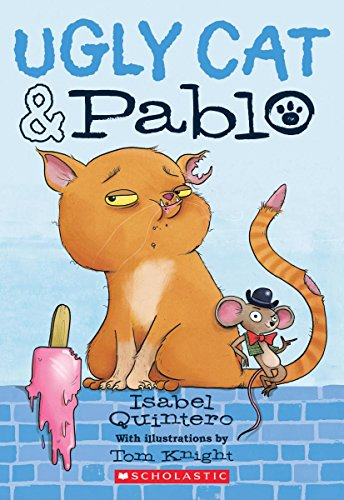 Ugly Cat And Pablo _ ISABEL QUINTERO