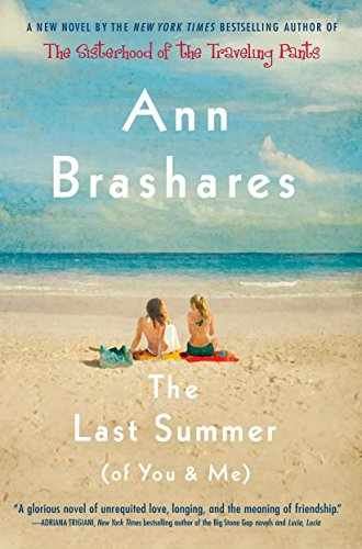 The Last Summer  Of You And Me _ ANN BRASHARES