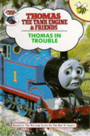 Thomas In Trouble Thomas The Tank Engine And Friends _ REV AWDRY