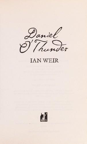 Daniel Othunder _ IAN WEIR
