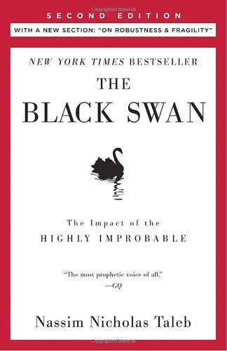 The Black Swan The Impact Of The Highly Improbable _ NASSIM TALEB