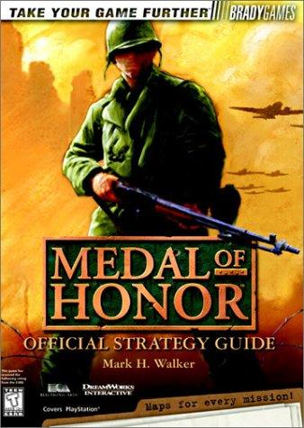 Medal Of Honor Official Strategy Guide  Brady Games _ BRADY GAMES