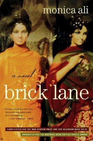 Brick Lane A Novel _ MONICA ALI