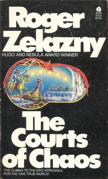 The Courts Of Chaos _ ROGER ZELAZNY