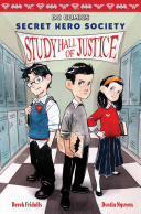 Secret Hero Society Study Hall Of Justice _ DEREK FRIDOLFS