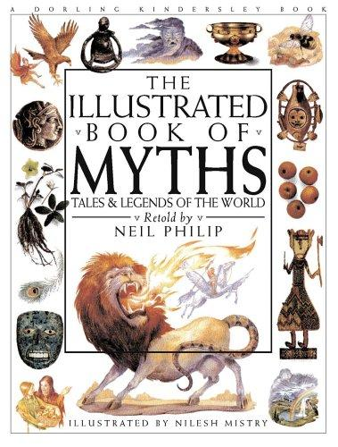Mythology  Dk Eyewitness Books _ NEIL PHILLIP