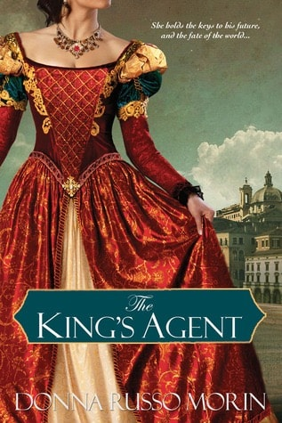 The Kings Agent _ DONNA MORIN