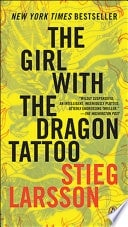The Girl With The Dragon Tattoo _ STIEG LARSSON