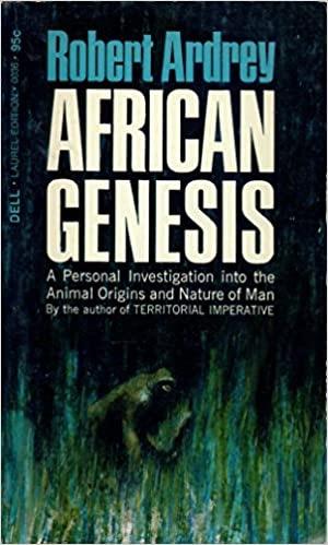 African Genesis _ ROBERT ARDREY