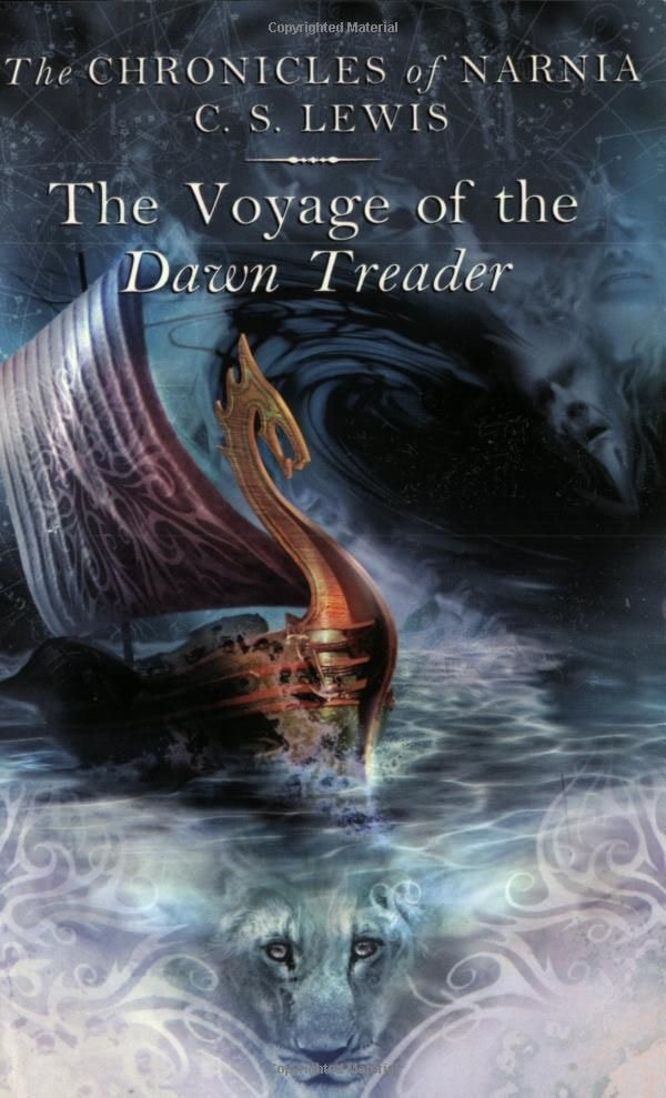 The Voyage Of The Dawn Treader  Chronicles Of Narnia, Book 5 _ C.S LEWIS