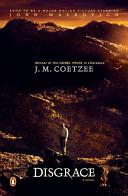 Disgrace A Novel _ J.M COETZEE