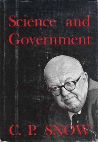 Science And Government _ C SNOW