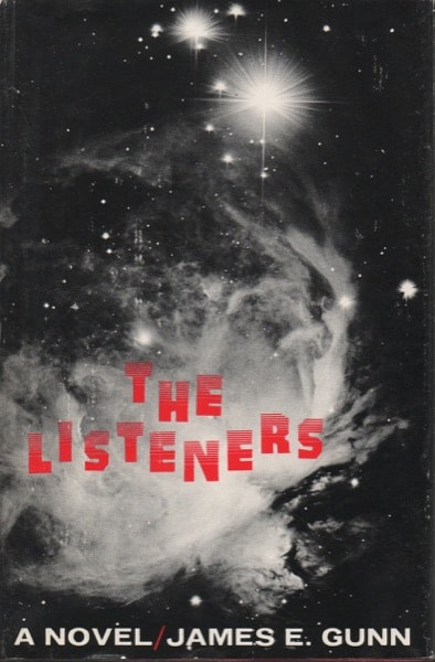 The Listeners A Novel _ JAMES GUNN