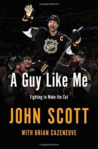 A Guy Like Me Fighting To Make The Cut _ JOHN SCOTT