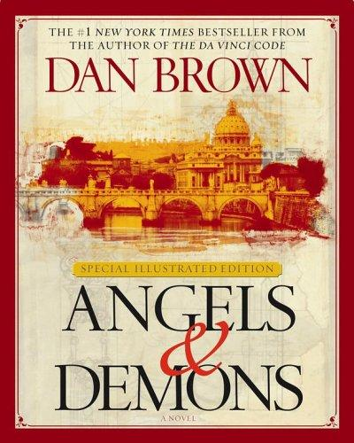 Angels And Demons Special Illustrated Collectors Edition _ DAN BROWN