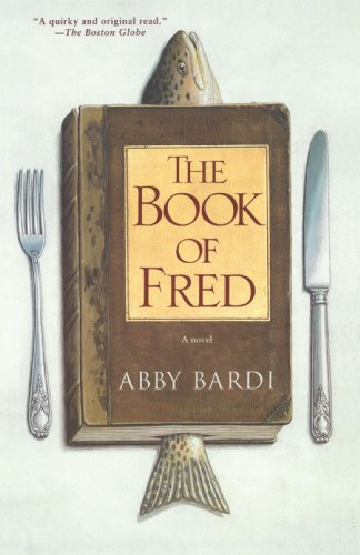 The Book Of Fred _ ABBY BARDI