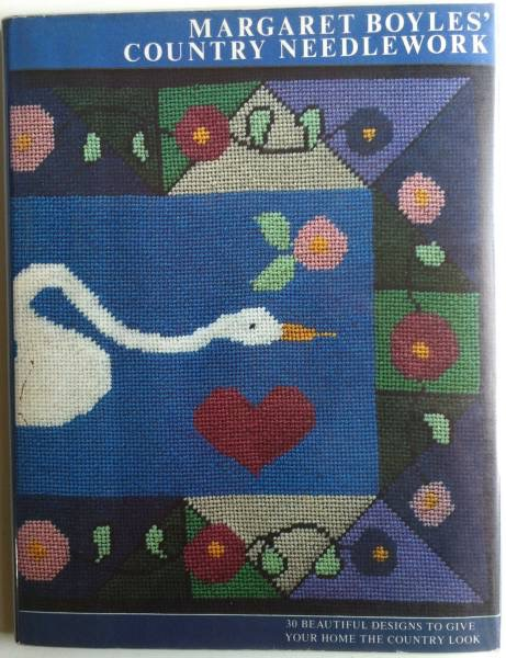 Margaret Boyles Country Needlework 30 Beautiful Designs To Give Your Home The Country Look _ MARGARET BOYLE