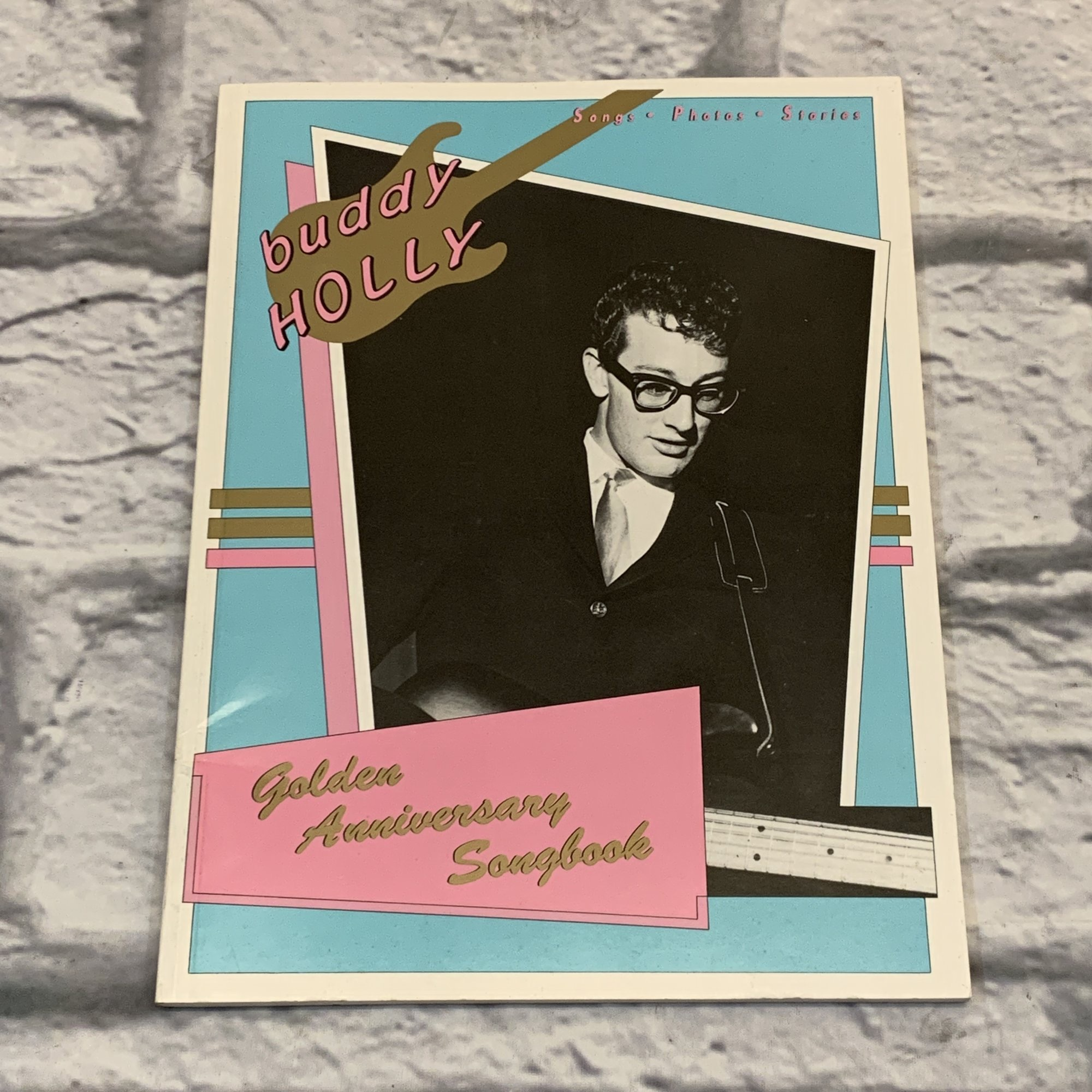Buddy Holly - Golden Anniversary Songbook _ BUDDY HOLLY