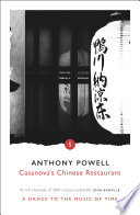 Casanovas Chinese Restaurant A Dance To The Music Of Time _ ANTHONY POWELL