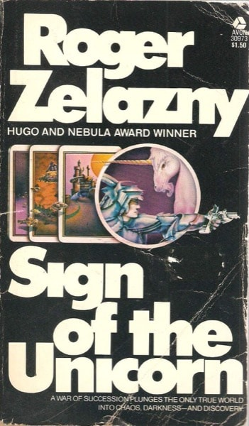 Sign Of The Unicorn _ ROGER ZELAZNY