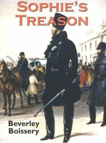 Sophies Treason _ BEVERLEY BOISSERY