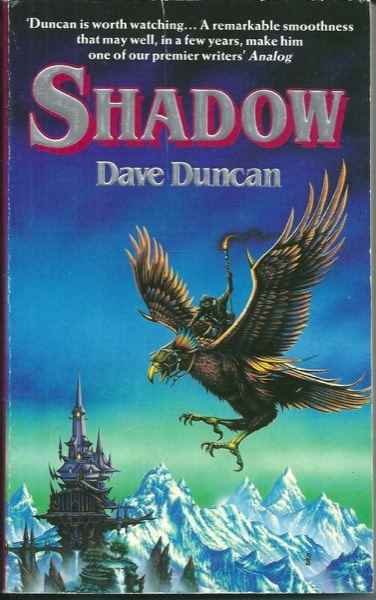 Shadow _ DAVE DUNCAN