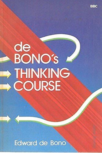 De Bonos Thinking Course _ BONO DE