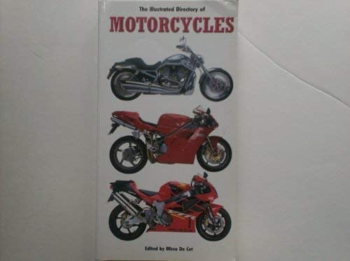 The Illustrated Directory Of Motorcycles _ CET DE