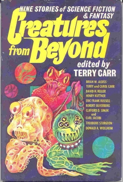 Creatures Of The Beyond _ TERRY CARR