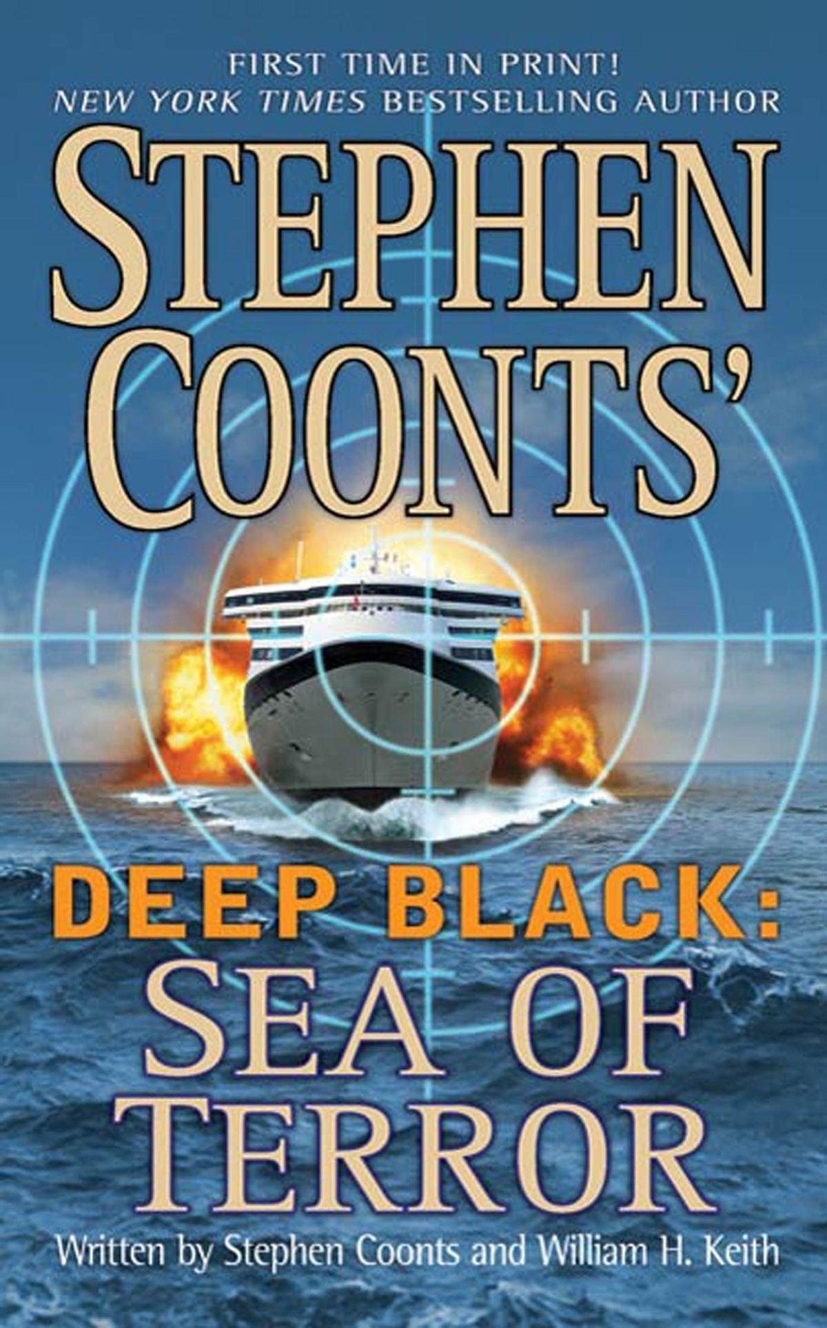 Sea Of Terror _ STEPHEN COONTS