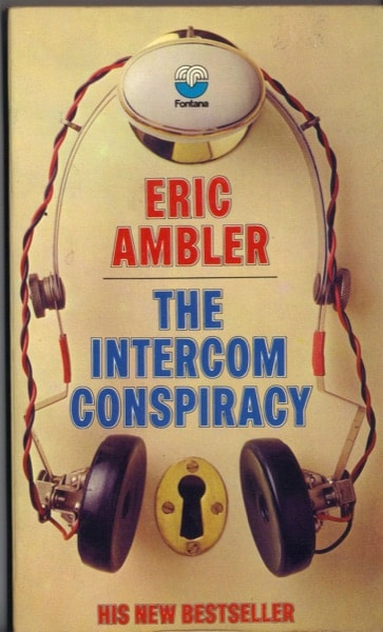 The Intercom Conspiracy _ ERIC AMBLER