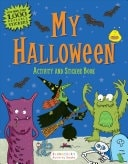 My Halloween Activity And Sticker Book _ BLOOMSBURY PUBLISHING
