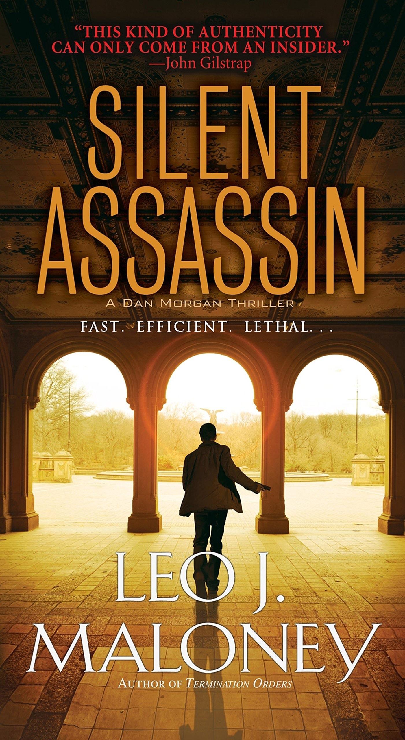 Silent Assassin A Dan Morgan Thriller _ LEO MALONEY