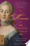 The Memoirs Of Catherine The Great _ CATHERINE THE GREAT
