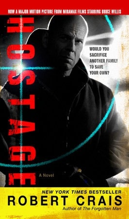 Hostage A Novel _ ROBERT CRAIS