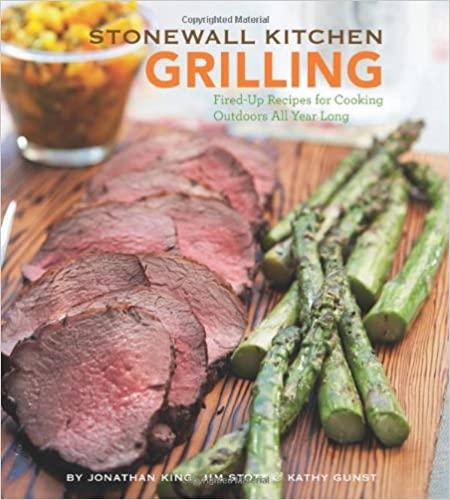 Stonewall Kitchen Grilling _ JONATHON KING