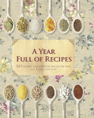 A Full Year Of Recipes _ PARRAGON BOOKS