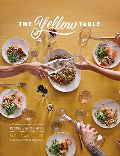 The Yellow Table _ ANNA CARL