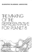 The Making Of The Representative For Planet 8 _ DORIS LESSING