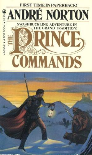 The Prince Of Commands _ ANDRE NORTON
