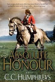 Absolute Hour A Novel _ C.C HUMPHREYS