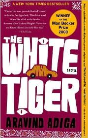 The White Tiger A Novel _ ARAVIND ADIGA