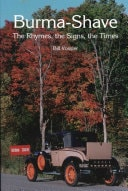 Burma-Shave The Rhymes, The Signs, The Times _ BILL VOSSLER