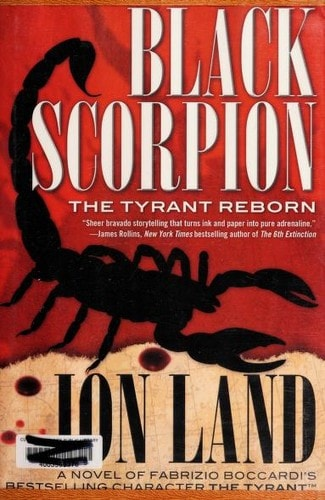 Black Scorpion The Tyrant Reborn _ JON LAND