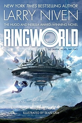 Ringworld The Graphic Novel, Part Two _ LARRY NIVEN