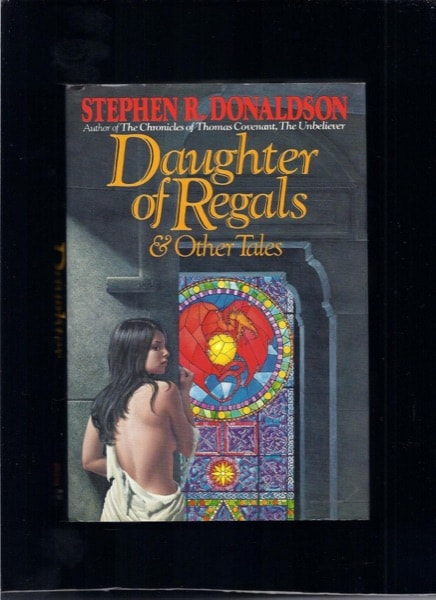 Daughter Of Regals And Other Tales _ STEPHEN DONALDSON