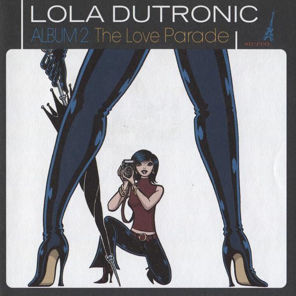 LOLA DUTRONIC_Album 2