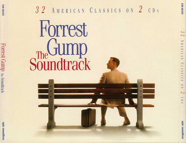 VARIOUS_Forrest Gump (The Soundtrack)