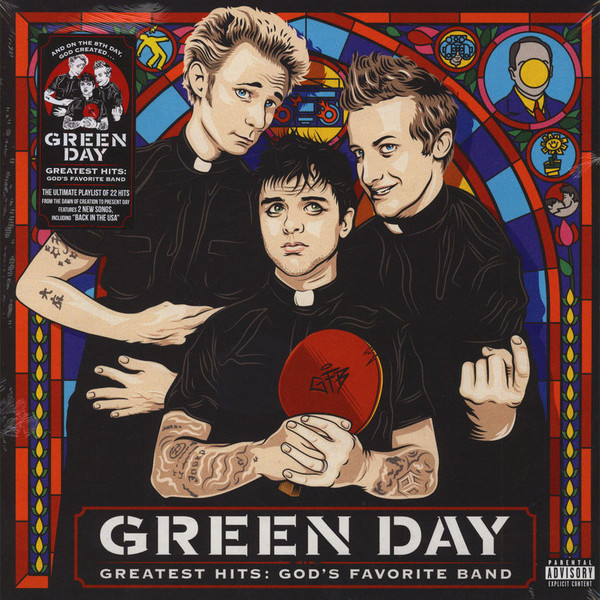 GREEN DAY_Greatest Hits